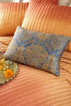 $68  Agra Pillow from Soft Surroundings