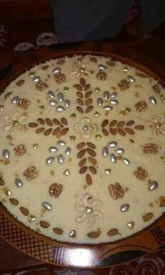 Arti Thali Decoration, Plats Ramadan, Algerian Recipes, Egyptian Food, Couscous, Food Garnishes, Yams, Food Art, Food And Drink