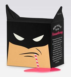 batman süt