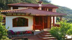 Patate Ecuador hermosa casa. Parece un paraiso!!!