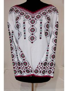 Awesome!  OK I want on of these! Ukrainian embroidery.