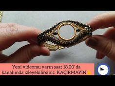 Gemstone Rings, Gemstones, Youtube, Jewelry, Fashion, Macrame Bracelet Tutorial, Bracelets, Moda, Jewlery