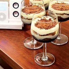 Tiramisu This could be used for so many different things!