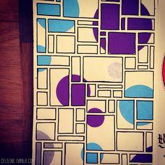 PRISON #zentangle #doodle #drawing #moleskine #posca #illustration #sketchbook #sketches #sketching #notebook
