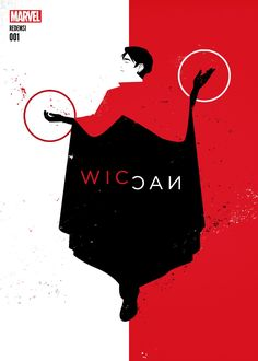 A cover reminiscent of the recent Scarlet Witch series because YAS. I rlly love Aja's work TuT Wiccan Batman Returns, Batman Vs Superman, Spiderman, Stucky, Wiccan Marvel, Young Avengers, Marvel Fan Art, Wanda And Vision, Marvel Girls