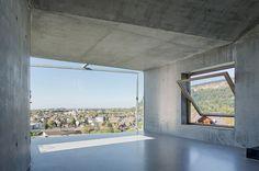 #homify #CameraLucida  #Modern #Häuser #Studio #Atelier #Kunst #Christian Tonko #Bregenz #Natur #Beton #Aussicht