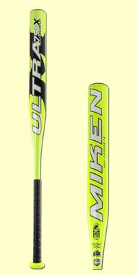 The 2016 Miken Ultra 750X MAXLOAD USSSA/ASA Slow Pitch Softball Bat: 75XULT is approved for play in both USSSA and ASA. Also, it is made in the USA! Head on over to JustBats.com for more. #JustBats #Miken #Softball