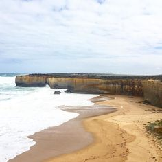 stunning coastline. #portcampbellnationalpark #greatoceanroad #bayofislands #12apostles #southernvictoria #victoria #warrnambool #Melbourne #australia #autumn2106 #khautumn16 by _katiehaden http://ift.tt/1ijk11S