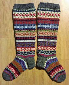 Lanka, puikot ja inspiraatio: Nyt on värikkäät jalat!