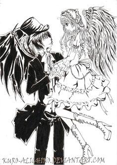 anime love angel - Buscar con Google