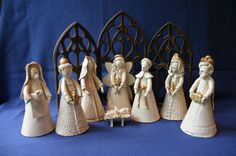 Nativity (set #2) by Donna Barton