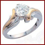 """""""Ignado""""...only $2,900 or P127,600!! 0.76ctw SOLITAIRE DIAMOND GOLD RING! Imported, world-class quality, not pre-owned, not pawned, not stolen."""