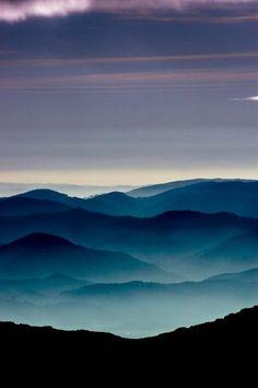 Les montagnes Tatra entre la Pologne et la Slovaquie.