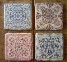 Coasters - Tile
