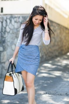 Style Trend: Tulip Skirts// GIRLS!!