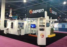 custom 40x50  rental exhibit for the NAB show www.xibeo.com 805.604.4409