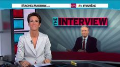 Maddow: Jon Stewart made the US a better country | Rachel Maddow shares highlights from her November 11, 2010 interview with Jon Stewart in celebrating Stewart's legacy on the eve of his final show as host of the The Daily Show.