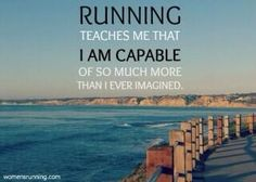 .Running teaches me that... #Running #Motivation