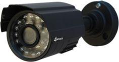 "Analog Mini Bullet IR Cameras SAN-4600 Mini (Limited Stock)  Key Features; ■Image Sensor:1/3"" CMOS ■IResolution:600 TVL ■Lens:3.6 mm ■IR Range:5 to 7 meters ■IR LEDs Unit:24 IR LEDs ■Weatherproof Standard: IP 66 ■Power: DC 12V ±10% Max. 2.5A"