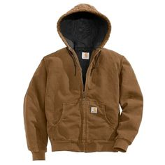 Carhartt WJ130 - Carhartt Women's Sandstone Active Jacket at Dungarees Carhart Store