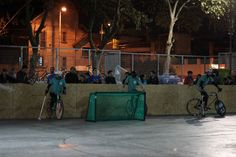 Caveras @ CHEPOLO! 2do Sudamericano de Bike Polo BSAS Argentina 2012