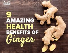 Ginger does so much more than just ease a little nausea.