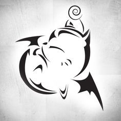 Moogle Tribal - Love it for those final fantasy fans out there                                                                                                                                                      More