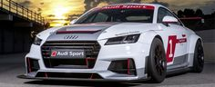 The calendar for the Audi Sport TT Cup has been finalized. The new Audi one-make cup will be held together with the DTM a total of six times in its inaugural year of Two races per event are planned. Gt Cars, Race Cars, Audi Tt Sport, Audi Motorsport, Dream Car Garage, Audi Rs6, Six Packs, Trucks, Car Tuning