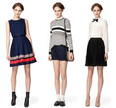 The far right.  This Jason Wu collection is heading to Target.  Please don't end up like Missoni.
