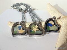 one of my favorite lockets!  Fill with your own beach treasures!