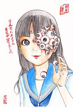 Original drawing byShintaro Kago アカウント消えたので再アップ