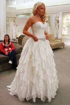 Featured Dresses Season 8 Part Say Yes To The Dress Tlc If I Was A Ballgown