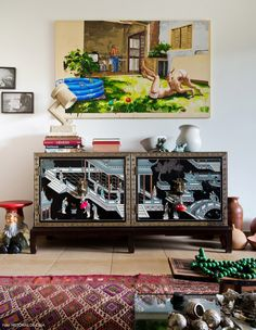 12-decoracao-sala-de-estar-buffet-oriental-quadros