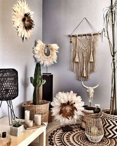 Pour une ambiance bohème et cosy #macrame #jujuhat #collierpapou #boheme #bohemian #ethnic #gypsy #decoration #deco #wallhanging #interiordesign #scandinavian #faitmain #handmade #beziers #papouasie