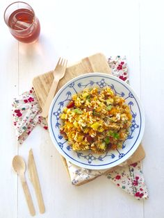Le pulao est un plat complet traditionnel de la cuisine indienne