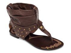 SANDAŁY DAMSKIE JAPONKI GLADIATORKI BRĄZOWE 36 9025774474 - Allegro.pl Wedges, Shoes, Fashion, Moda, Zapatos, Shoes Outlet, Fashion Styles, Shoe, Footwear