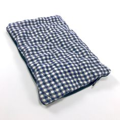 Sack Sack Classic: Navy & White Checker Body Powder, Travel Kits, Getting Things Done, Houndstooth, Navy And White, Routine, Zip Around Wallet, Old Things, Classic