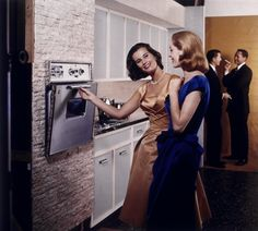 Look at my built-in oven. 1960 Untitled | LACMA Collections Ralph Bartholomew Jr. (1907-1985)