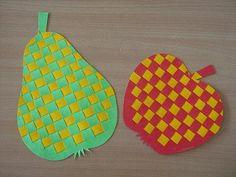 jablko a hruška - Hledat Googlem Fall Fruits, Fruits And Vegetables, Autumn, Crafts, Manualidades, Fruits And Veggies, Fall Season, Fall, Handmade Crafts