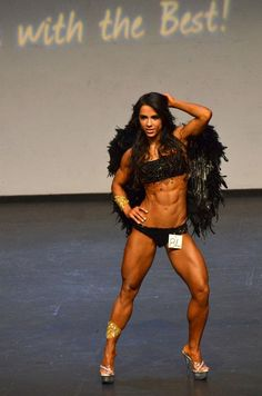 Andreia Brazier. The best