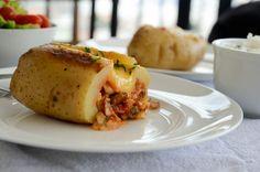receita de batata recheada perfeita