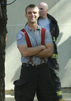 Chicago Fire: Lt. Casey | Shared by LION