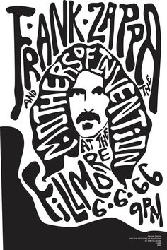 Frank Zappa and The Mothers of Invention (06.06.1966 at The Fillmore Auditorium, San Francisco, CA)