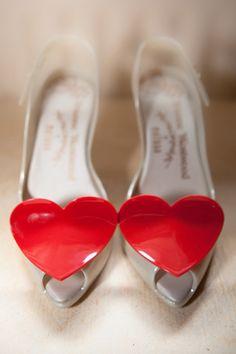 Bridal shoes by vivienne westwood