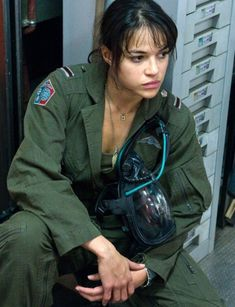 Michelle Rodriguez (in anything)