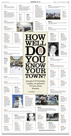How Well Do You Know Your Know. could combine for advertising idea Newspaper Design Layout, Page Layout Design, Magazine Layout Design, Editorial Layout, Editorial Design, Yearbook Design, Yearbook Ideas, Newspaper Advertisement, Graphic Design Print