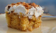 Little Bit of Everything: Butterfinger Cake