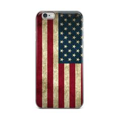 American Flag iPhone 5/5s/Se, 6/6s, 6/6s Plus Case