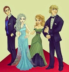 Frozen is going to the Oscar Awards! Anna Elsa Hans and Kristoff