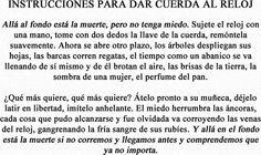 lady-game:  Julio Cortázar - Historia de cronopios y de famas